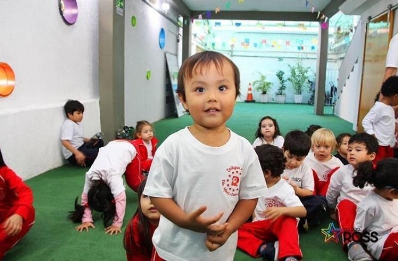 Berçário Bilíngue Particular Jardim da Saúde - Berçário Creche Abc