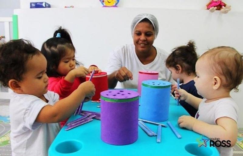 Berçário e Educação Infantil Metro Saúde Matrículas Parque Jabaquara - Berçário Infantil na Zona Sul