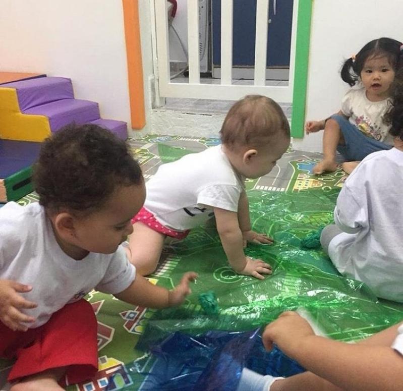 Berçário e Educação Infantil Particular Vila Mariana - Berçário Infantil na Zona Sul