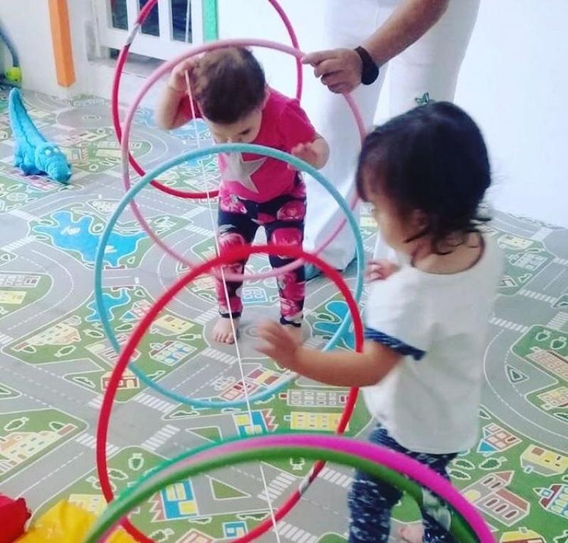 Berçário Particular Pré Escola Jardim Luzitânia - Berçário Creche Abc