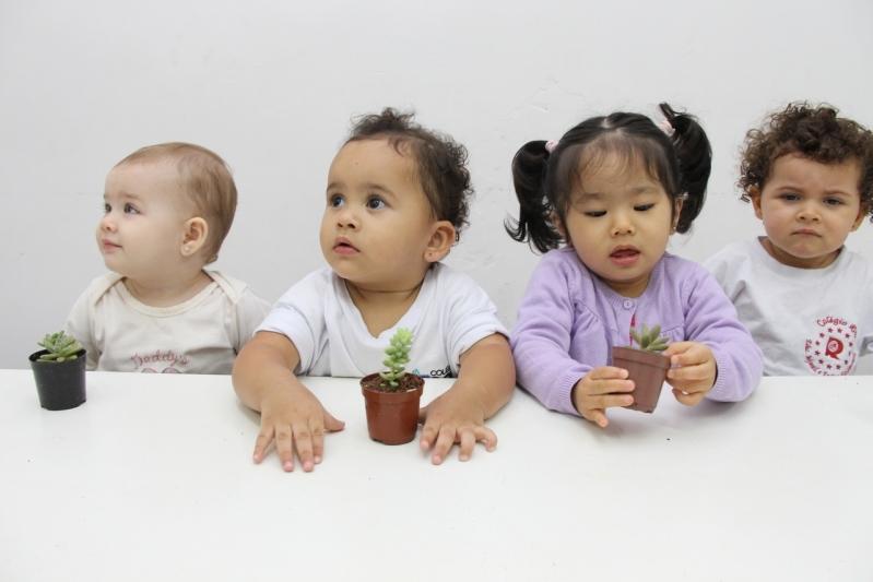 Berçário Pré Escola Particular Itaim Bibi - Berçário Infantil na Zona Sul