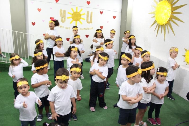 Colégios Educação Infantil com Teatro Jardim Luzitânia - Centro de Educação Infantil