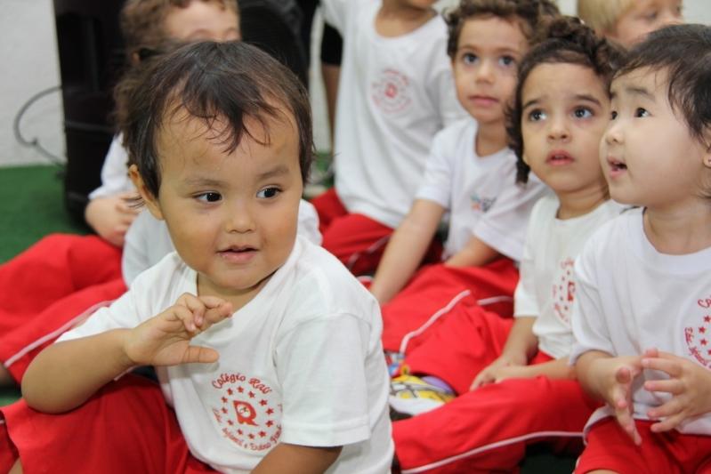 Creche Escola Infantil Particular Brooklin - Creche Meio Período São Paulo