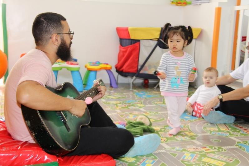 Creche Escola Particular Ibirapuera - Creche Meio Período São Paulo