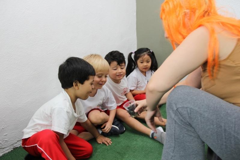 Creche Integral na Zona Sul Fazer Matrícula Parque Imperial - Creche Infantil Particular Zona Sul