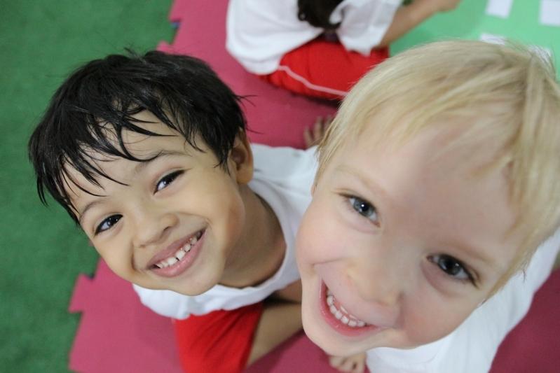 Creche Período Integral Privada Vila Noca - Creche Infantil Particular Zona Sul