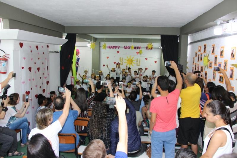 Educação Infantil Bilíngue Preços Santa Cruz - Centro de Educação Infantil