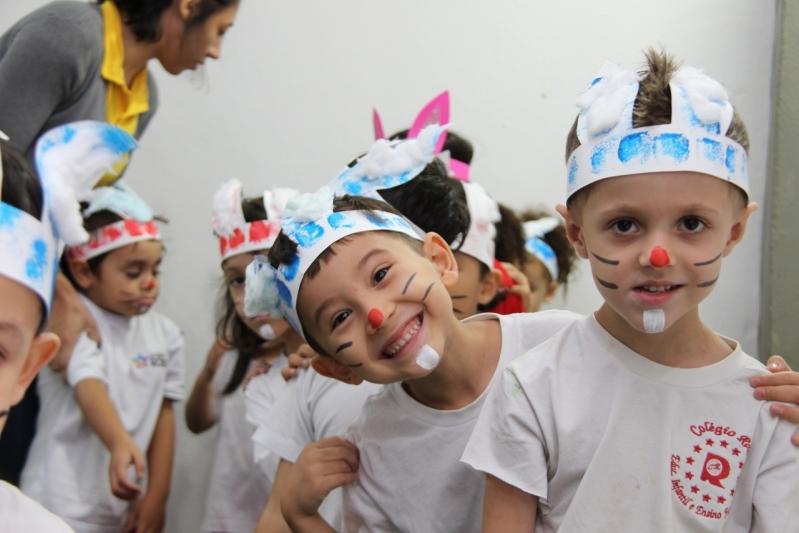 Endereço de Creche Integral na Zona Sul Vila do Bosque - Creche Período Integral Metro Saúde