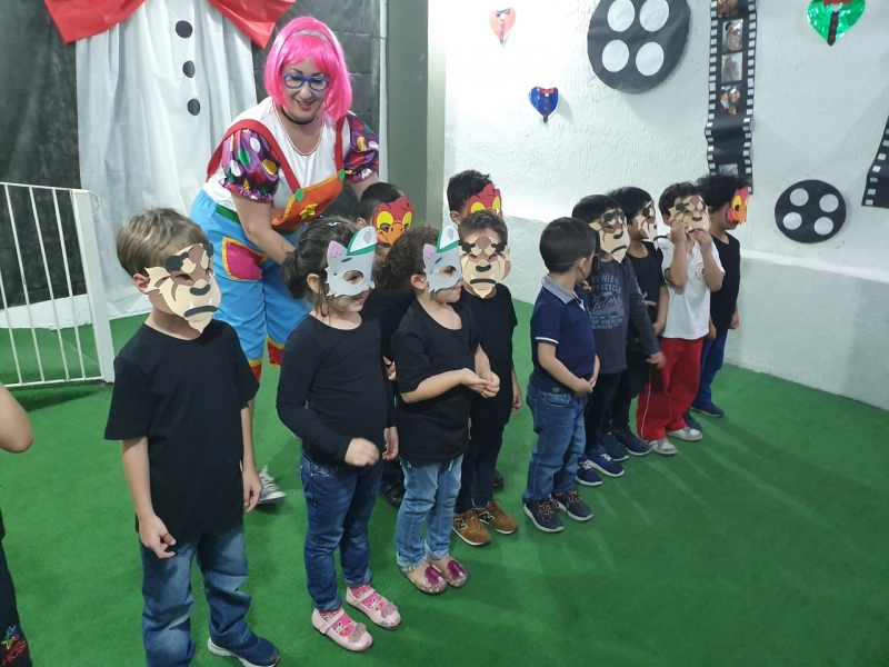 Escola Ensino Infantil Teatro Santa Cruz - Escola Infantil Bilíngue