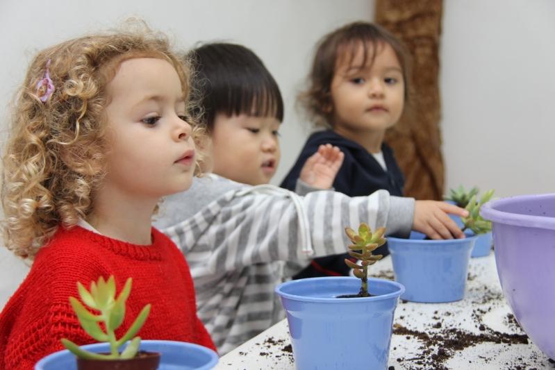 Escola Infantil Bilíngue Preços Moema - Escola de Ensino Infantil com Música