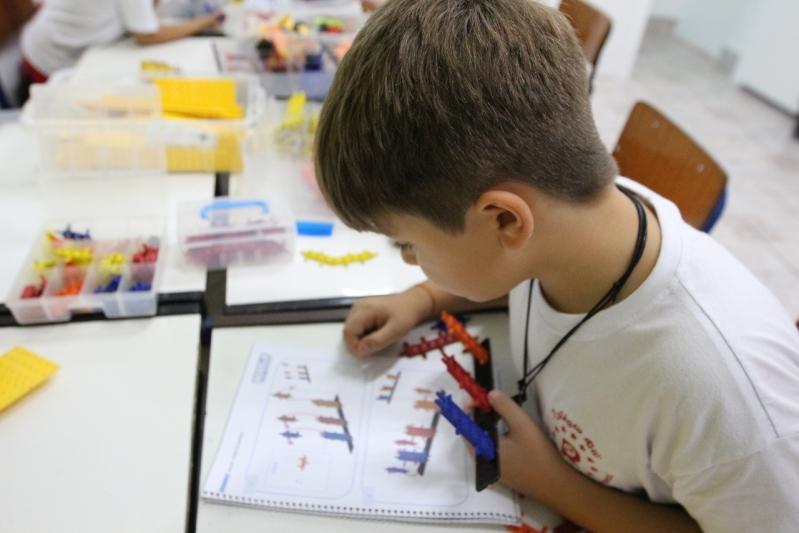 Escola Infantil Integral com Robótica São Caetano - Escola Infantil Particular