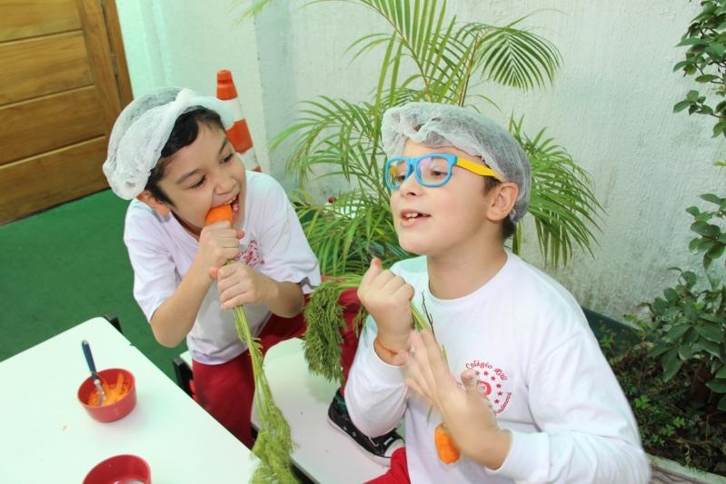 Escola Particular Educação Infantil Contato Santa Cruz - Centro de Educação Infantil