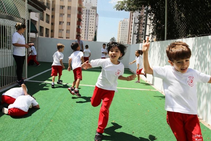 Escola Particular Educação Infantil Orçamento Ibirapuera - Escola Particular Berçário