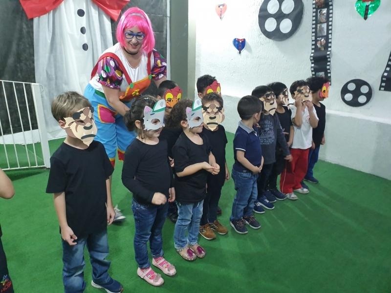 Escola Particular para Crianças Vila Santo Estéfano - Escola Particular Fundamental