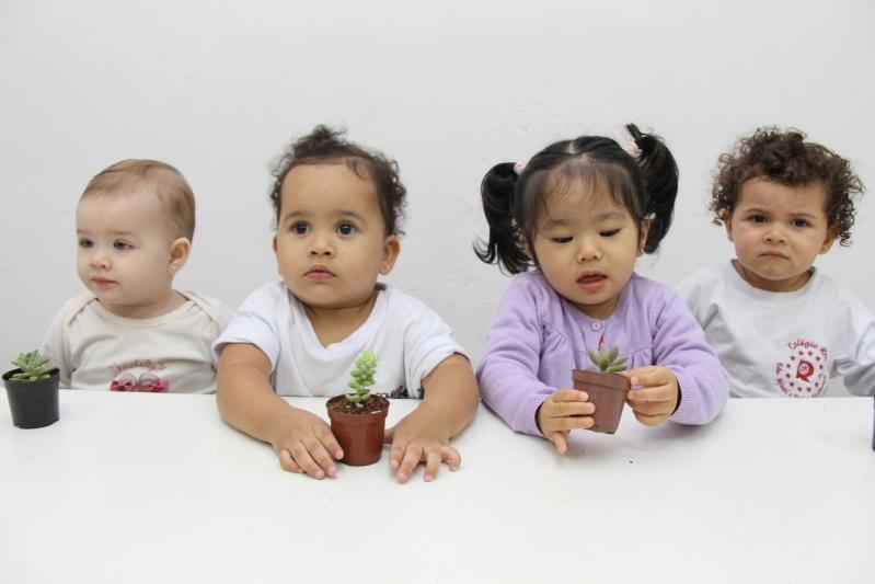 Escolas Infantil Bilíngue Chácara Inglesa - Escola de Educação Infantil