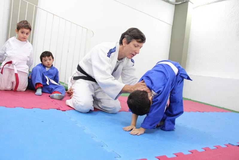 Escolas Infantil com Judô Vila Santo Estéfano - Escola Bilíngue Infantil