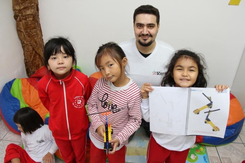 Escolas Infantis Integral com Robótica Diadema - Escola Educação Infantil