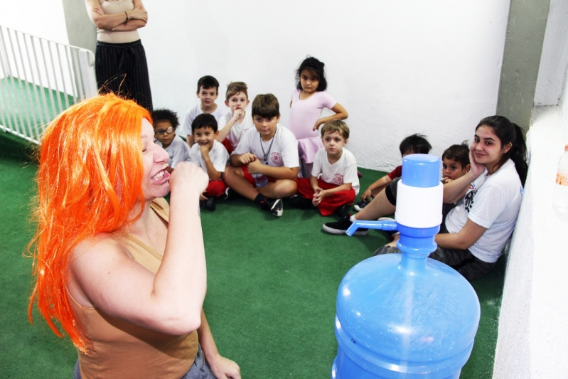 Escolas Particulares Educação Infantil Valores Vila Noca - Escola Particular Berçário