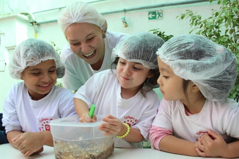 Matrícula para Educação Infantil Vila Monte Alegre - Centro de Educação Infantil