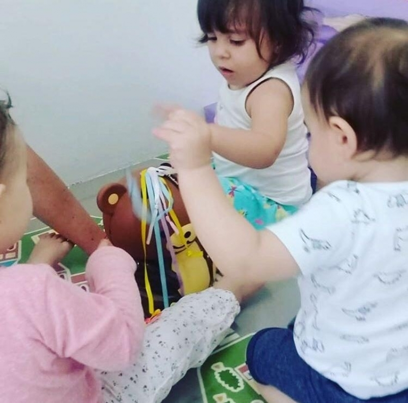 Matrículas em Escola Berçário em São Paulo Conjunto Residencial Sabará - Berçário Creche Abc