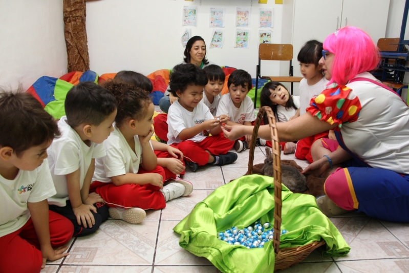 Onde Encontro Escola de Educação Infantil Itaim Bibi - Escola Infantil Bilíngue