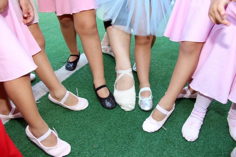 Onde Encontro Escola Infantil com Ballet Sacomã - Escola Bilíngue Infantil