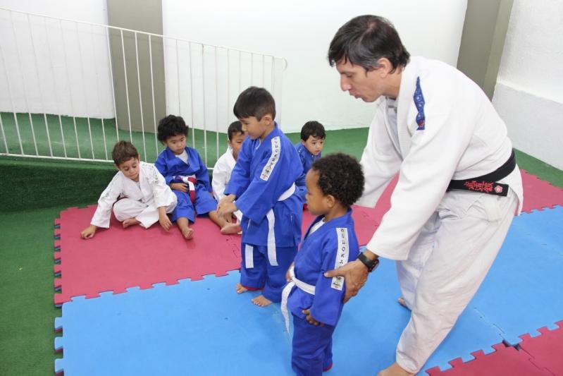 Onde Encontro Escola Infantil com Judô Ibirapuera - Escola de Ensino Infantil com Música