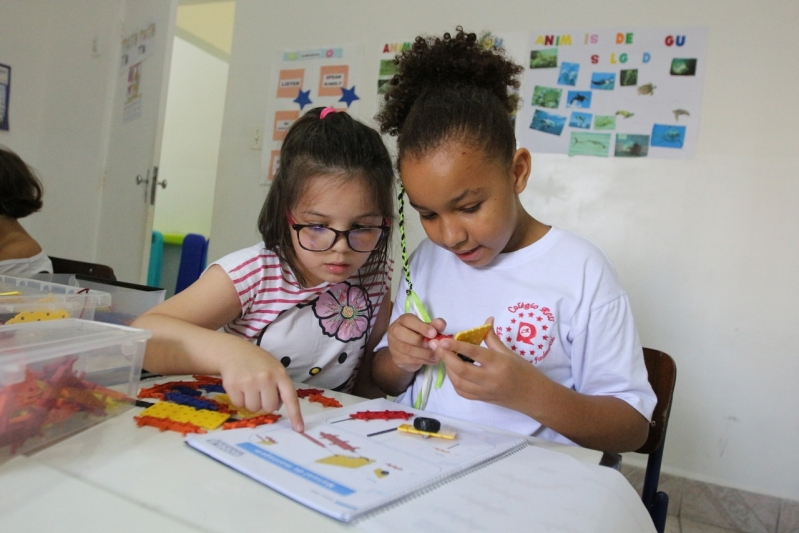 Onde Encontro Escola Infantil Integral com Robótica Conceição - Escola Infantil Particular