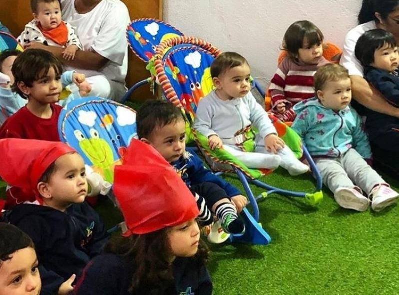 Onde Tem Creche Escola Parque Imperial Mirandópolis - Creche Infantil Particular Zona Sul