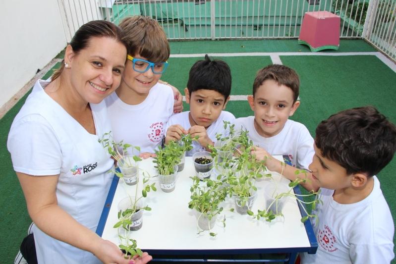 Onde Tem Escola Infantil Bilíngue Indianópolis - Escola de Ensino Infantil com Música