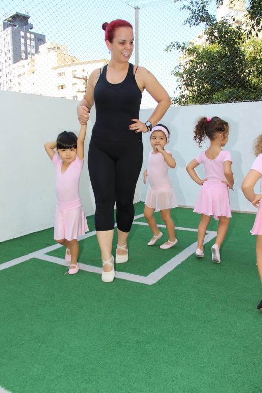 Onde Tem Escola Infantil com Ballet Conjunto Residencial Sabará - Escola Ensino Infantil Teatro