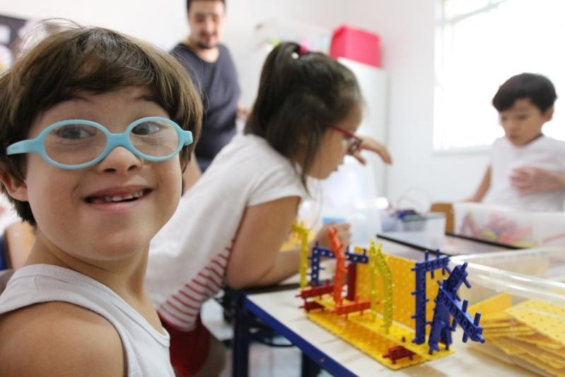 Onde Tem Escola Infantil Integral com Robótica Vila Noca - Escola Infantil Particular