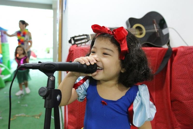 Procuro por Colégio de Educação Infantil com Música Indianópolis - Centro de Educação Infantil