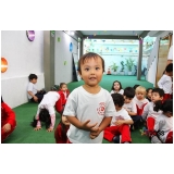 berçário e educação infantil orçamento Saúde