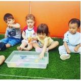 berçário escola orçamento Parque Imperial