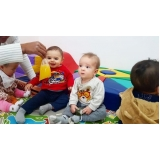 berçário infantil orçamento Santa Cruz