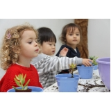 centro de educação infantil preços Vila do Bosque