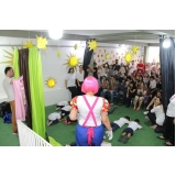 colégio educação infantil com teatro preços Vila Moraes