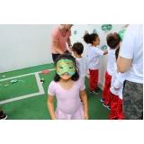 educação infantil bilíngue na saúde matrícula Santa Cruz