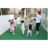 educação infantil creche parque imperial preço Vila Noca