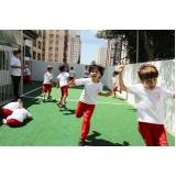educação infantil creche particular Indianópolis