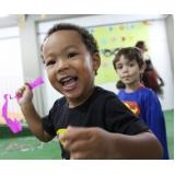 educação infantil creche preços Jardim Luzitânia