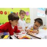 educação infantil pré escola com robótica preços Itaim Bibi