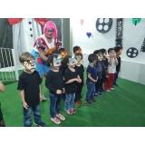 educação infantil pré escola privada Vila Noca