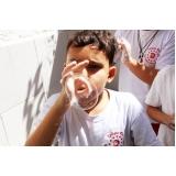 educação infantil bilíngue na saúde