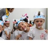 endereço de creche integral na zona sul Vila do Bosque