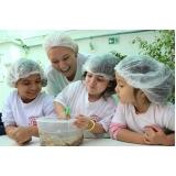 escola de educação infantil Jardim Novo Mundo