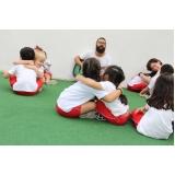 escola de ensino infantil com música preços Vila do Bosque