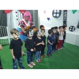 escola ensino infantil teatro Bosque da Saúde
