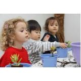 escola infantil bilíngue preços Conjunto Residencial Sabará